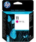 Cabezal de impresión HP 11 magenta - Imagen 3