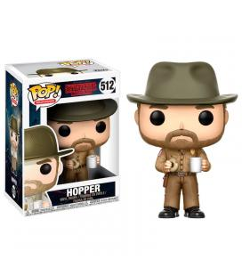 Figura POP! Stranger Things Hopper - Imagen 1