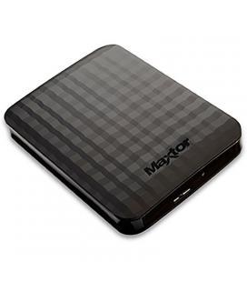 "Disco duro externo hdd maxtor m3 stshx-m101tcbm 1tb 1000gb 2.5"" usb 3.0 negro mate - Imagen 1"