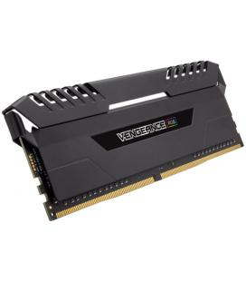 MEMORIA CORSAIR DDR4 32GB 4X8GB PC 3200 VENGEANCE RGB BLACK HEAT SPREADER