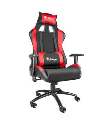 Genesis silla gaming nitro 550 roja for Sillas gaming rebajas
