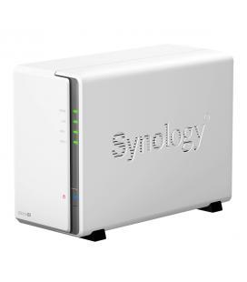Servidor nas synology disk station ds216se 256 mb 2 bahias raid ethernet gigabit