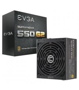 EVGA Fuente Alimentación 550W G2 80PLSU
