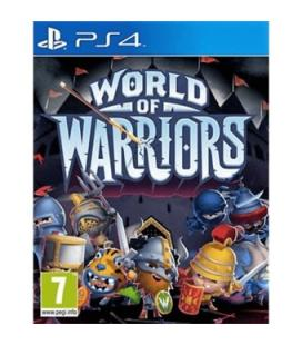 Juego ps4 -  world of warriors