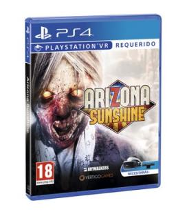 Juego ps4 - arizona sunshine