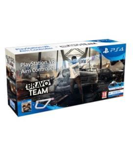 Juego ps4 - bravo team + aim controller - Imagen 1