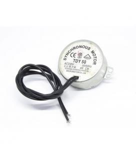MOTOR 0,8/1 RPM 220V RUEDA COLOR LEDWATERWAVE (TDY-50)