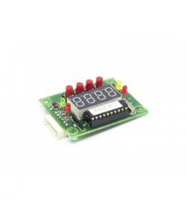 PLACA ELECTR. DISPLAY PCB (LED-635-DSP4) MYSTERYLEDII