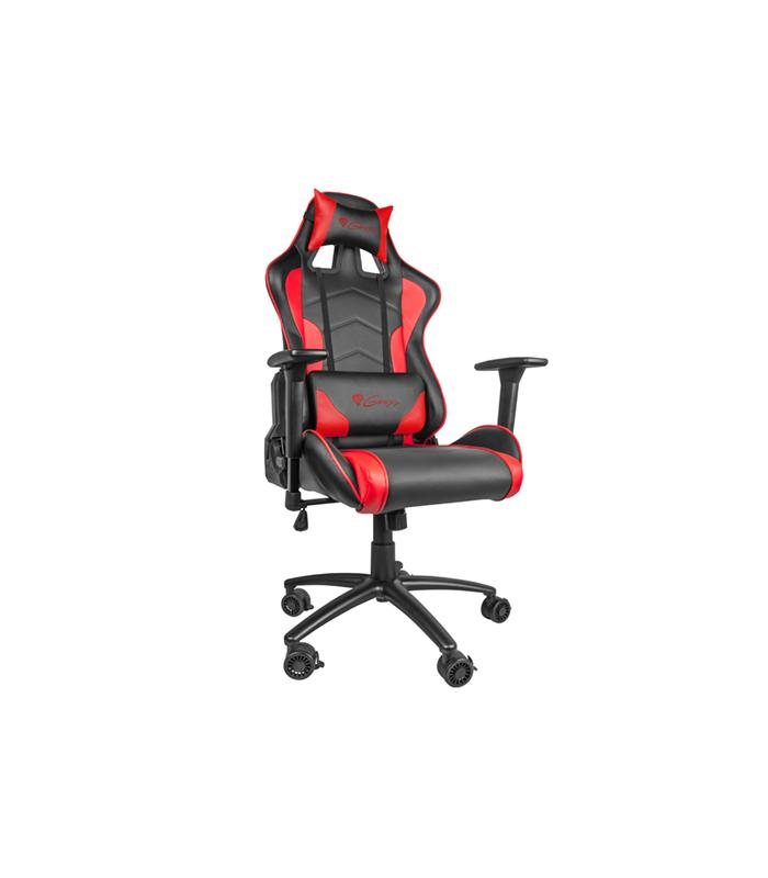 Genesis silla gaming nitro 880 roja for Rebajas sillas gaming