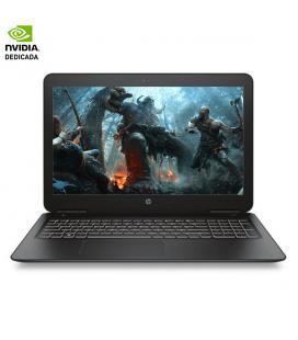 "HP 15-BC304NS - I7 7500U 2.7GHZ - 8GB - 1TB+128GB SSD - GEFORCE GTX950M 2GB - 15.6"""