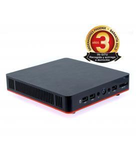 Ordenador phoenix compact intel i5 8gb ddr4 240gb ssd wifi vesa 100x100 - Imagen 1
