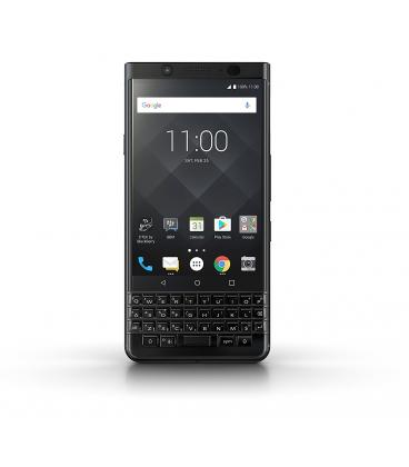 BlackBerry KEYone Phone - Qwerty Keyboard, Android 7.0, 4GB RAM, 64GB Storage, 4G, Security Featuers, 3505mAh Battery (Black) -