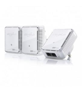 Devolo dLAN 500 duo Network Kit PLC 500Mbit/s Ethernet Blanco 3pieza(s)