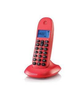 TELEF. INALAMBRICO DECT DIGITAL MOTOROLA C1001LB+