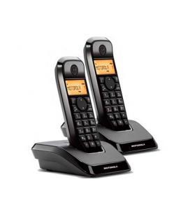 TELEF. INALAMBRICO DECT DIGITAL MOTOROLA S1202 DUO