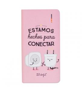 MR Wonderful PowerBank 4000mAh Rosa-Conect