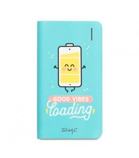 MR Wonderful PowerBank 6000mAh Vibes