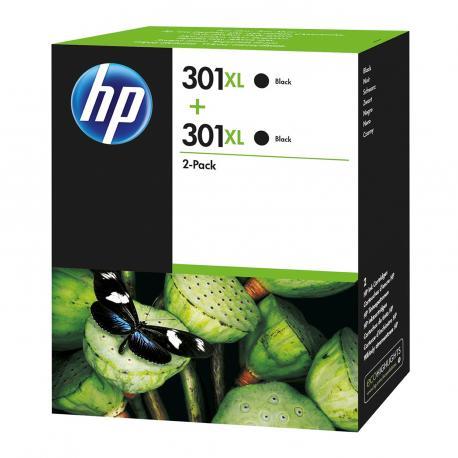 MULTIPACK 2 CARTUCHOS HP Nº301XL - Imagen 1