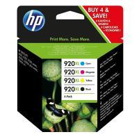 MULTIPACK 4 CARTUCHOS HP Nº920XL