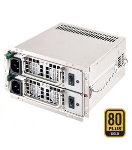 Silverstone GM500-G Gemini REDUNDANTE 500W+500W (80 Plus Gold)