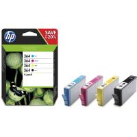 MULTIPACK 4 CARTUCHOS HP -