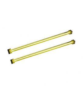 Revoltec RM100. Cátodo frio (CCFL) doble Amarillo - Imagen 1