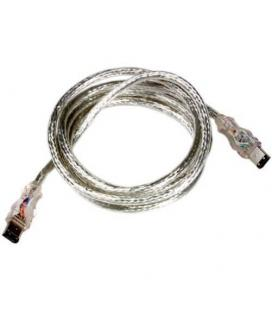 Revoltec RC034. Firewire/IEEE-1394 Flashing Cable de datos, 1,8m, azul