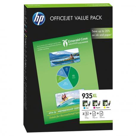 PACK AHORRO HP 935XL OFFICE - Imagen 1