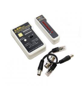 WP Cable Tester for UTP/STP RJ45, RJ11/RJ12
