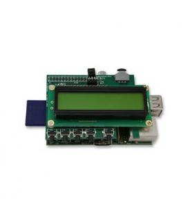 KIT placa PiFace Digital para Raspberry Pi + Display - Imagen 1