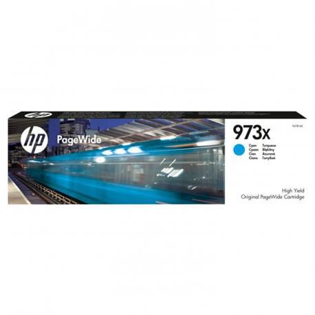CARTUCHO CIAN HP PAGEWIDE 973X - Imagen 1