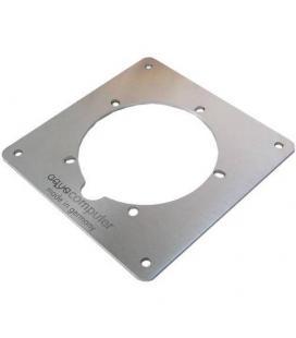 Placa de acero para Aquatube - Imagen 1