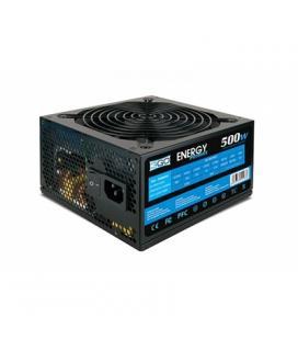 Fuente alimentación 3go ps500sx - 500w - ventilador 12cm - pfc pasivo - sistema antivibraciones