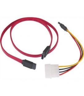Revoltec RC026. Cable datos Serial ATA y adaptador corriente SATA