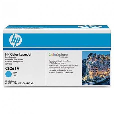 TONER CIAN HP CE261A 11000PAG - Imagen 1