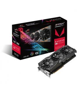 VGA ASUS ROG-STRIX-RXVEGA56-O8G-GAMING - Imagen 1