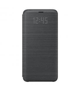 Samsung LED View Cover negra para Samsung Galaxy S9 EF-NG960PBEGWW