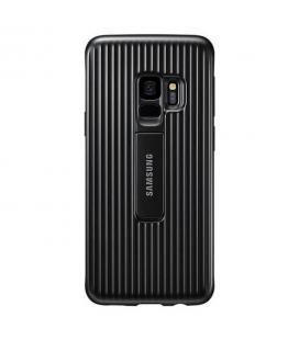 Protective Standing Cover negra para Samsung Galaxy S9 EF-RG960CBEGWW