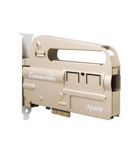 DISCO SÓLIDO APACER PT920 COMMANDO 240GB - PCI EXPRESS 3.0