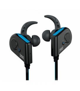 Auriculares deportivos bluetooth 3go trek2 - bt x4.1+edr - micrófono integrado - alcance 10m - batería 80mah - android/ios -