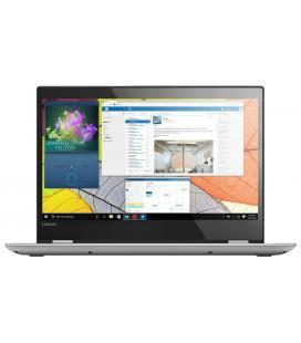"""Lenovo Yoga 520 2.7GHz i3-7130U 14"""" 1366 x 768Pixeles Pantalla táctil Gris Híbrido (2-en-1)"""