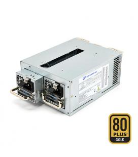 F.A. FSP TWINS 500W Miniredundante IPC ATX 80 Plus Gold