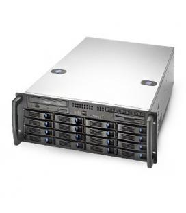 Chenbro RM41416 Rack 4U con 16 bahías HD hot-swap. Extended-ATX - Imagen 1
