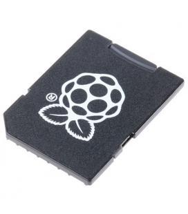 SD/MicroSD 16Gb con NOOBS 2.1 con 7 sistemas operativos Raspberry Pi - Imagen 1