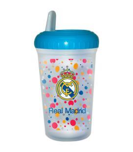 Vaso entrenamiento Real Madrid
