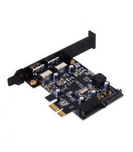 EC04-E: Tarjeta PCI-E 1X con 2 salidas USB 3.0 trasera y dos USB 3.0 internas