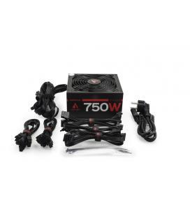 ABYSM Morpheo 750W ATX Negro Fuente de alimentación 80 PLUS GOLD Modular