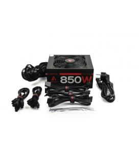 ABYSM Morpheo 850W ATX Negro Fuente de alimentación 80 GOLD PLUS Modular