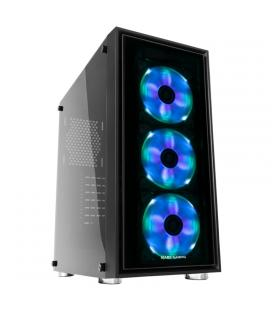 Tacens Mars Gaming MC7 Caja Semitorre RGB TEMPERED