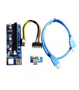 Tarj. Controladora AC330 PCI-E 1X a 16X Ver. 2.0